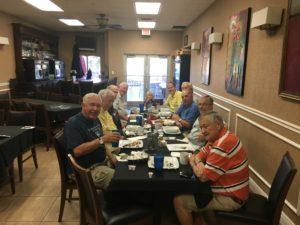 Mens Fellowship Breakfast